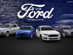 2016 Ford Territory, Falcon and Falcon Ute