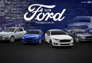 2016 Ford Territory, Falcon and Falcon Ute