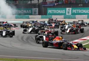 2016 Formula One Malaysian Grand Prix - Image via Red Bull Racing Facebook page
