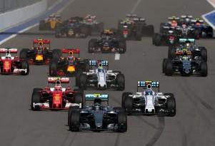 2016 Formula One Russian Grand Prix