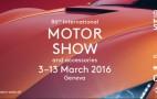 2016 Geneva Motor Show Preview