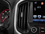 """2016 GMC Canyon 2WD Ext Cab 128.3"""" SLE Air Vents"""