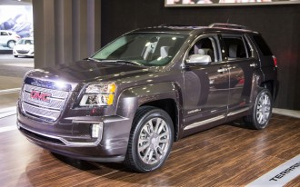 2016 GMC Terrain Video Preview