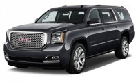 2016 GMC Yukon XL 2WD 4-door Denali Angular Front Exterior View