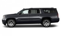 2016 GMC Yukon XL 2WD 4-door Denali Side Exterior View