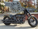2016 Harley-Davidson Softtail Slim S by Ed Tahaney