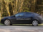 2017 Honda Civic Hatchback test mule spy shots - Image via S. Baldauf/SB-Medien