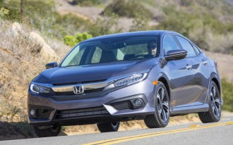 2016 Honda Civic video road test