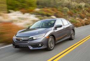 Green Car Reports 2016 Best Car To Buy Nominee: 2016 Honda Civic