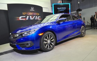 2016 Honda Civic Coupe Video Preview