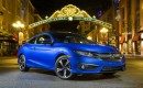 2016 Honda Civic recalled to fix parking brake: 350,000 U.S. vehicles affected