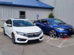 2016 Honda Civic Sedan and 2015 Civic Coupe - Image via CivicX
