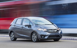 2015-2016 Honda Fit Recalled For Airbag Problem (And It's Not Takata's Fault)