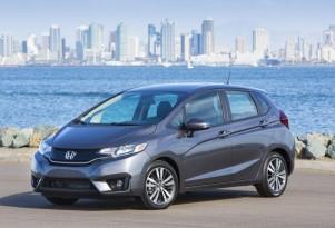 Toyota Prius Vs. Honda Fit: Compare Cars