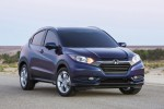 2016 Honda HR-V Subcompact SUV Rated At 31 MPG Combined