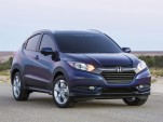 2016 Honda HR-V Small Crossover Utility Gets Highest Safety Scores