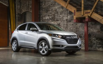 2016 Honda HR-V Gets Its First Recall: Missing Tire Labels