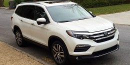 2016 Honda Pilot long-term road test: what do our passengers say?