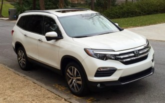 2016 Honda Pilot: our long-term road test begins