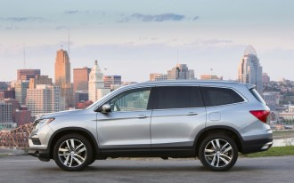 2016 Honda Pilot Recalled To Fix Seatbelt Flaw