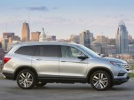 Honda Pilot Vs. Nissan Pathfinder: Compare Cars