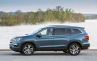 2016 Honda Pilot Given Top Safety Rating By IIHS