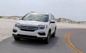 2016 Honda Pilot, GM 9-speed auto, Mercedes-AMG GT4: What's New @ The Car Connection
