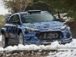2016 Hyundai i20 WRC prototype