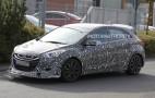 2016 Hyundai i30 N Spy Shots