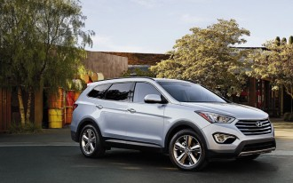 2016-2017 Hyundai Santa Fe recalled for seatbelt wiring problem