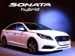 New Hyundai Sonata Hybrid Unveiled In Korea; U.S. Sales In 2016?