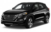 2016 Hyundai Tucson FWD 4-door Limited Angular Front Exterior View