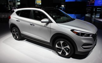 2016 Hyundai Tucson Video Preview