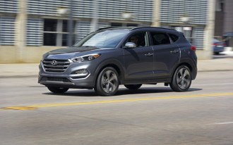 2016 Hyundai Tucson, Sonata Earn 5-Star NCAP, IIHS Top Safety Pick+