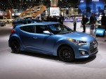 2016 Hyundai Veloster Rally Edition, 2015 Chicago Auto Show