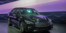 2016 Infiniti Q50 (3.0T Red Sport 400), 2016 Chicago Auto Show