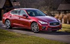2016 Infiniti Q50 Red Sport 400 priced from $48,885