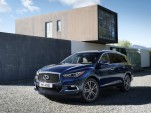 2016 Infiniti QX60 Gets Mild Facelift, New Safety Features