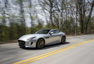 2016 Jaguar F-Type R AWD Coupe