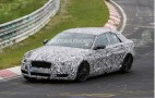 2016 Jaguar XE Spy Video