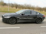 2016 Jaguar XS test mule spy shots