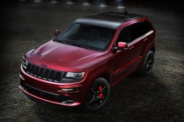 2016 Jeep Grand Cherokee SRT Night