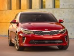 New 2016 Kia Optima Sedan To Debut At Geneva Motor Show