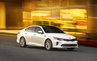 2016 Kia Optima recalled to fix fractured driveshafts