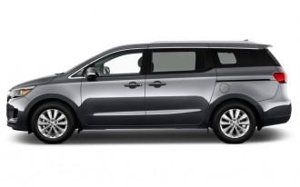 Kia Sedona Vs. Chrysler Town & Country: Compare Cars