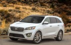 Kia Sorento Vs. Ford Edge: Compare Cars