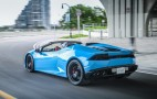 Michael Schumacher, Top Gear, 2016 Lamborghini Huracán LP 610-4 Spyder: The Week In Reverse