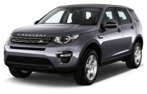 2016 Land Rover Discovery Sport AWD 4-door HSE LUX Angular Front Exterior View