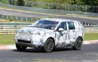 2016 Land Rover Discovery Sport Spy Video