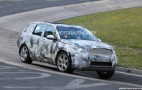 2016 Land Rover Discovery Sport Spy Shots (With Interior)